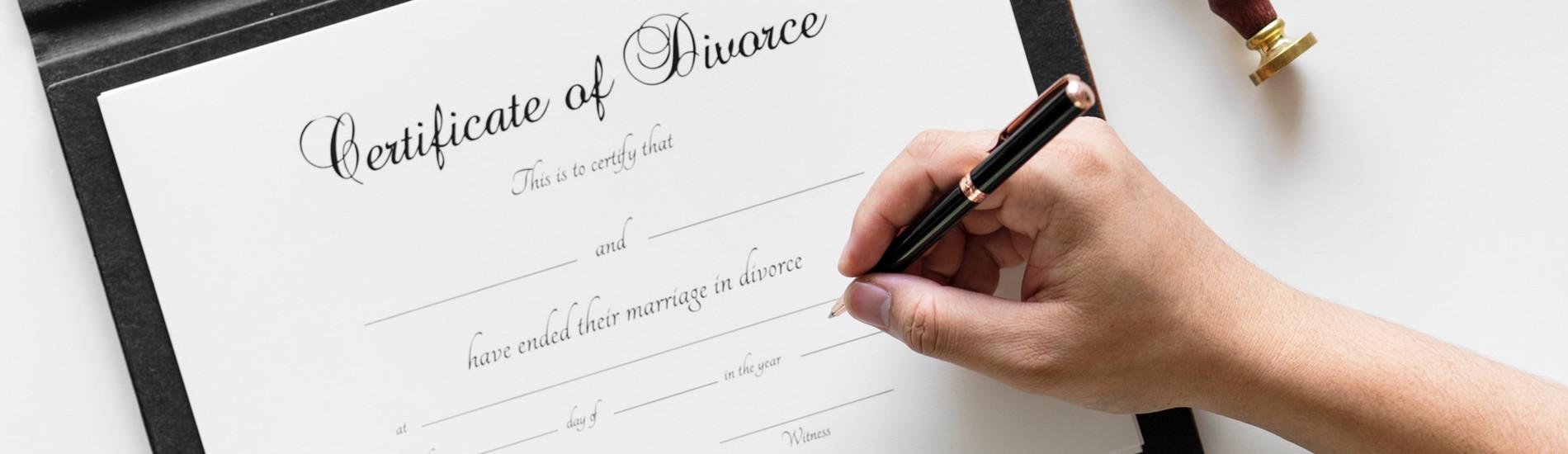 Rozwód – co trzeba o nim wiedzieć?