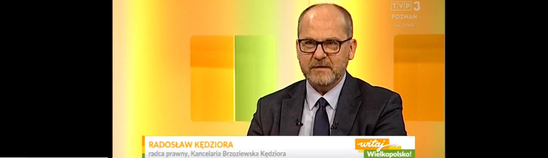 Wakacje w cieniu koronawirusa – mecenas Kędziora gościem TVP3